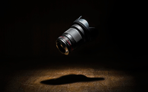 тень, Hi-Tech, объектив, свет