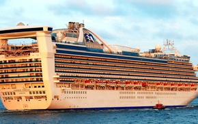 ships, ship, transportation, Liner, cruise liner, parahod