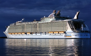 ships, ship, transportation, Liner, cruise liner, parahod, ship
