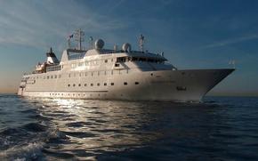ships, ship, transportation, Liner, cruise liner, parahod, ship