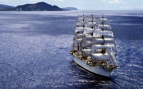 ship, parusnik.yahta, ship, ships, frigate