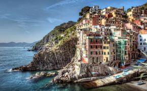 五渔村, 意大利, 城市