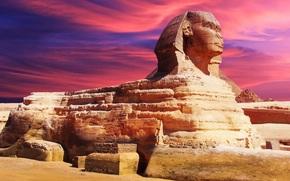 Разное, Сфинкс, постройки, сооружения, памятник.монумент, Египет