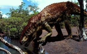 animals, Monsters, dinosaur, dinosaurs, predators
