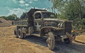 грузовик, проходимости, армейский, Другая техника, повышенной