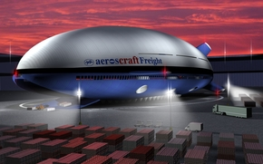 Аэроскрафт, гибрид, новое