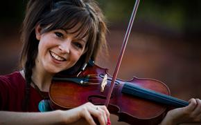 violin, beauty, Lindsey Stirling