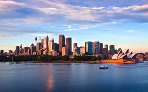 Sydney, Galles del Sud, Sydney, L'Australia