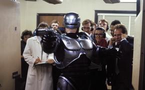 Robocop, Peter Weller, Miguel Ferrer
