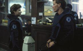 Robocop, Peter Weller, Nancy Allen