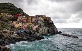 Vernazza, Cinque Terra, Italia
