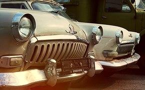 urss, coche, Otras marcas, leyenda, retro, Volga