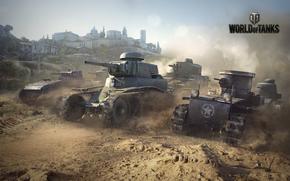 sand, Tanks, fight, sandbox, equipment, province, dirt