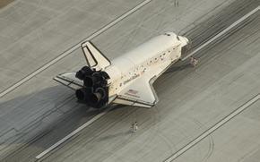 transport, reusable, Discovery, Kennedy Center, Vandenberg Air Force Base, shuttle, space, NASA ship