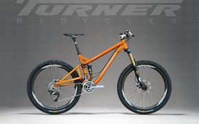 bike, design, orange, hi-tech