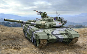 NSVT, caliber, guns, tank, teaching, FCT, Russian, polygon, armament, Cord, or, Art, additional, MBT, Reflex M, artist, Russia