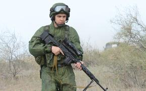 fighter, soldier, Russia