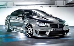 sintonizzazione, macchina, BMW, BMW