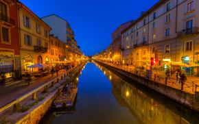Italy, Milan, город