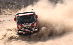 obracać, kabina, Przód, pył, Inne maszyny i urządzenia, Sport, ciężarówka, Poślizg