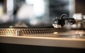 gramofone, Macro, Música
