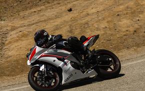 curvas, carreras, MONTAR, motocicletas, motocicleta, corredor