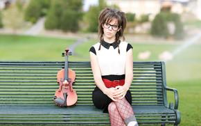 beauty, violin, Lindsey Stirling
