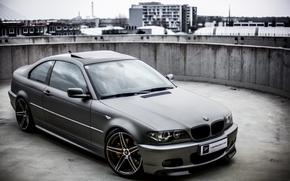 tres, BMW, BMW, Drives, puesta a punto