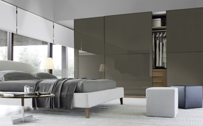 BEDROOM, room, interior, style, design