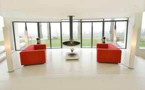 комната, дизайн, гостиная, интерьер, стиль