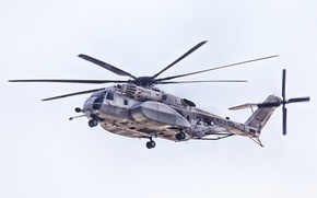 """""""Sea Dragon"""", flight, minesweeper, heavy, helicopter"""