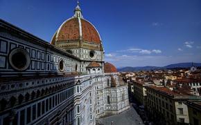 Kathedrale Santa Maria del Fiore, Florenz, Italien