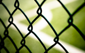 Widescreen, fence, Macro, net, fencing, fullscreen, background, Widescreen, wallpaper
