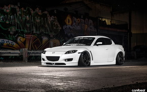 Mazda, Mazda, tuning, avtooboi