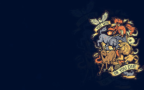 animali, Game of Thrones, motto