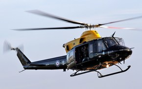 """helicopter, sky, American, """"Griffin"""", flight-training, multi-purpose"""