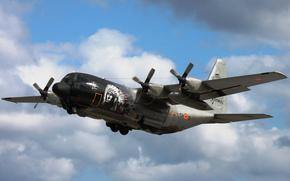 Military Sealift, flight, plane