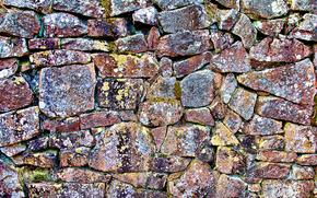 piedras, ALBAÑILERIA, TEXTURA