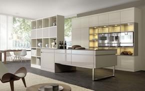 interior, room, design, style, kitchen