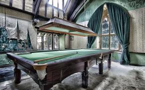 table, billiards, Sport