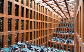 hall, audience, library, studies