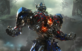 Sparks, Transformers: The era of destruction, Michael Bay, holes, Optimus Prime, rage, metal, iron, Autobot, CLOUDS