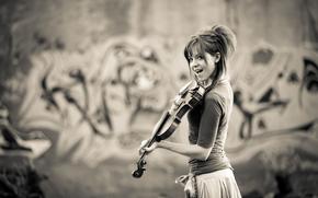 Линдси Стирлинг, скрипка, красавица