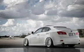 Сзади, Машина, Лексус, Lexus