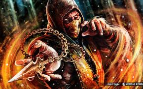 x, Mortal Kombat X
