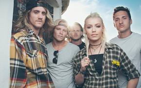 поп-панк, австралийская группа