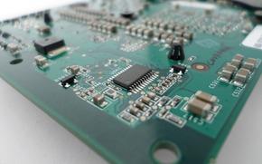Chip, de alta tecnología, Macro