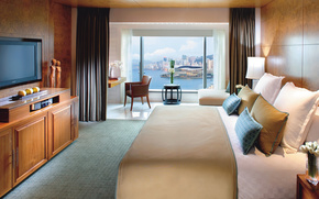 hotel, interior, design, room, style