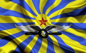 Aeronautica Militare, bandiera, URSS