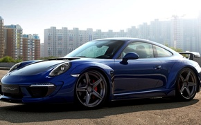 Порше, Porsche, Тюнинг, Машина